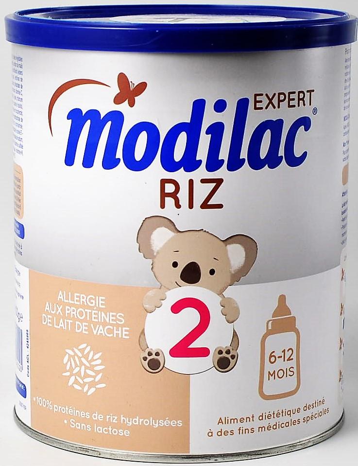 modilac riz 2 me ge lait infantile 800 g. Black Bedroom Furniture Sets. Home Design Ideas
