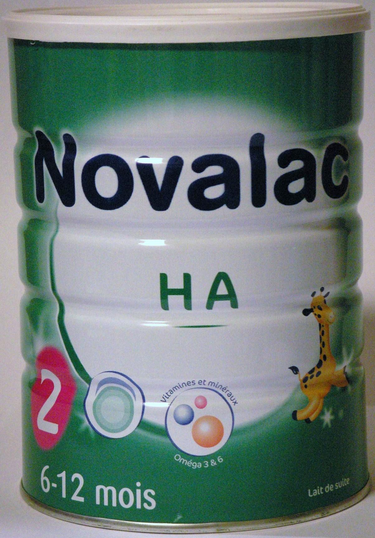 lait hypoallergénique bio